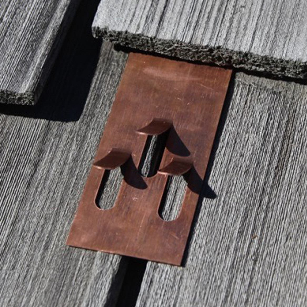 Copper Heat Cable Roof Clips For Slate Amp Cedar Roofs The