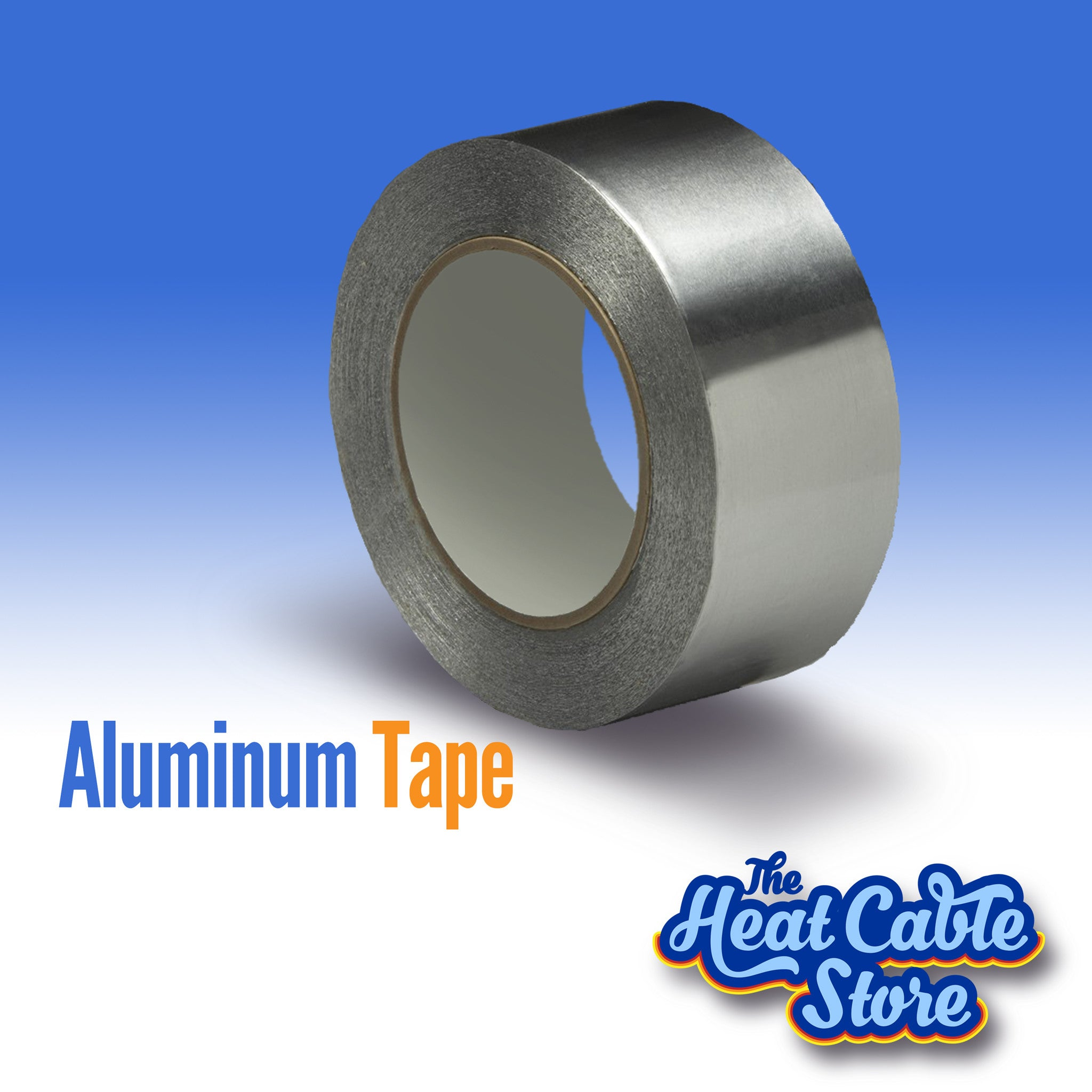 Aluminum Tape For Heat Cable Heat Tracing The Heat Cable