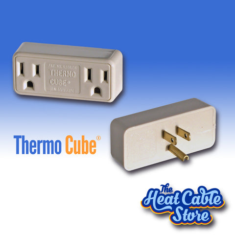 Thermo Cube - Temperature Controlled Electric Outlet