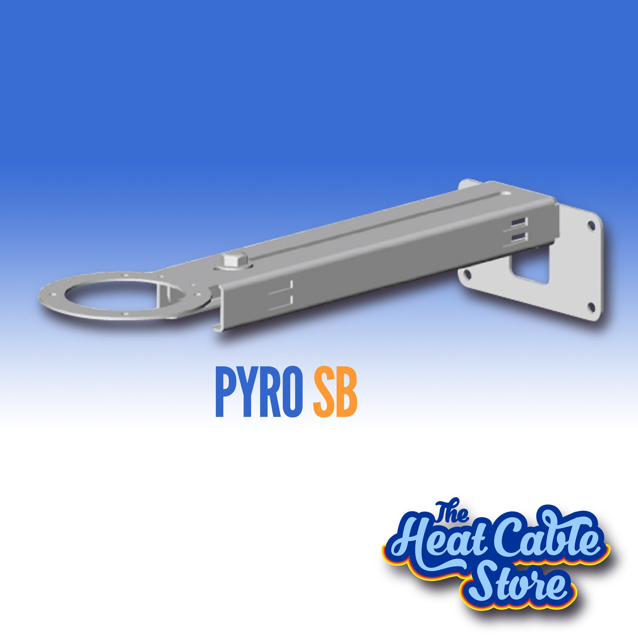 Mounting Bracket for PYRO Self Snow and Ice Sensors