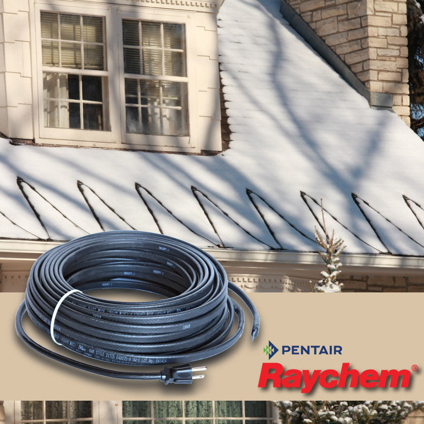 Raychem Frostguard Self Regulating Heating Cable The
