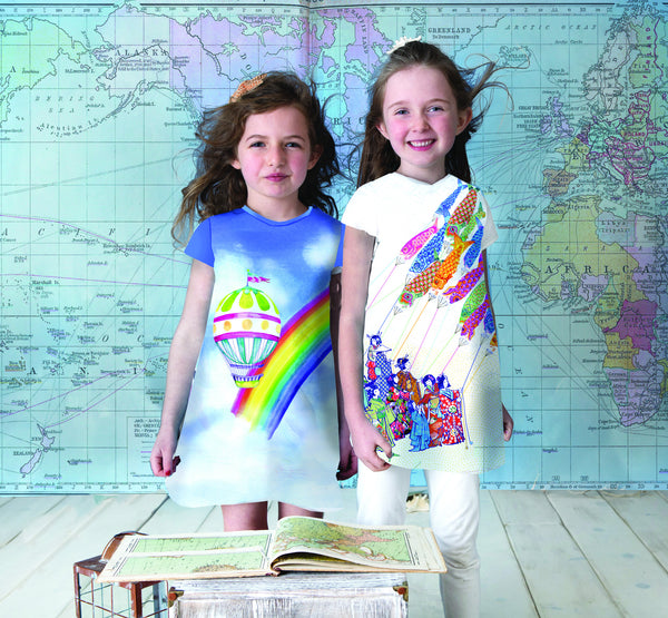 PaperGirl Collection presents Spring 17 at Vancouver Kids Fashion Week