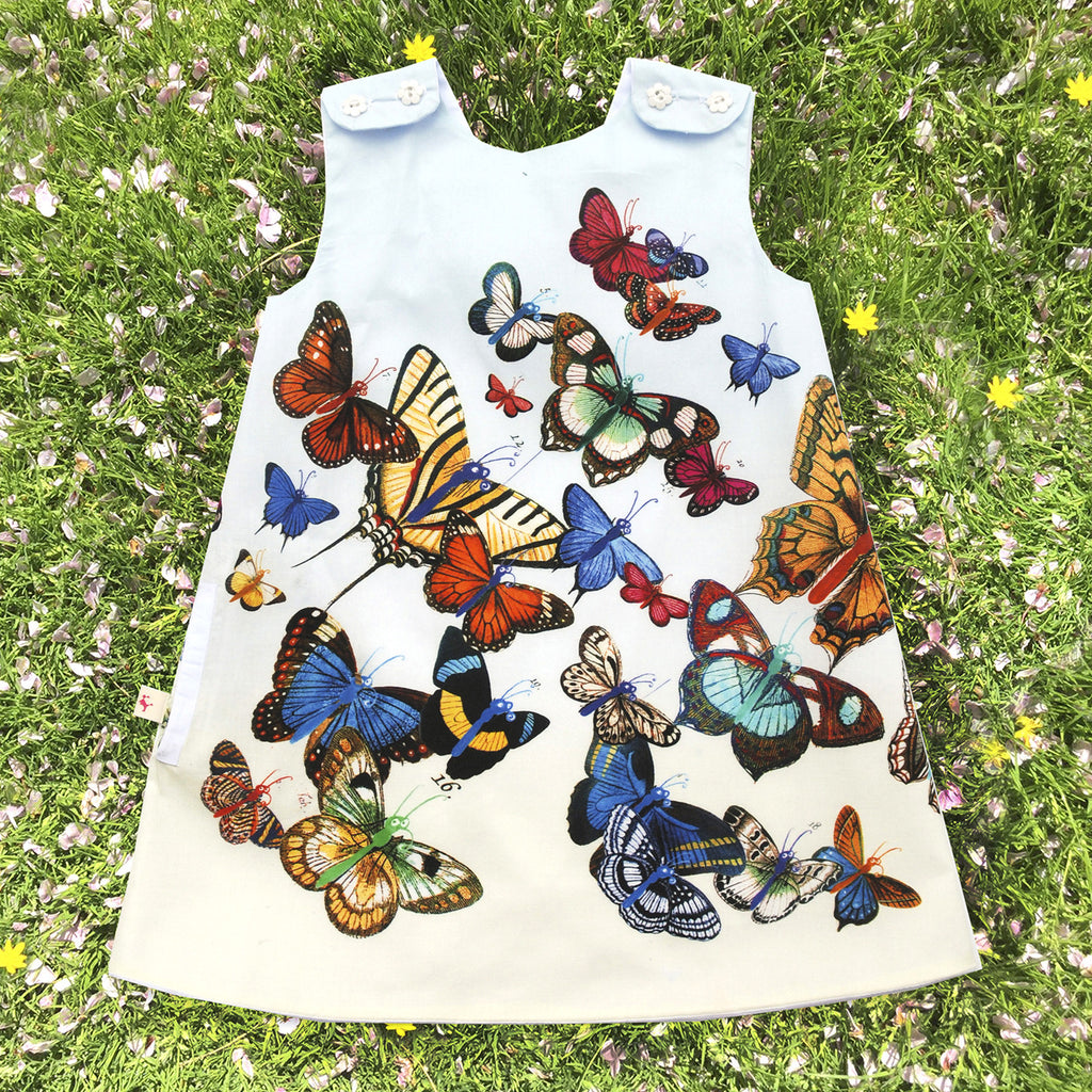 The X-Dress: Butterfly Extravaganza