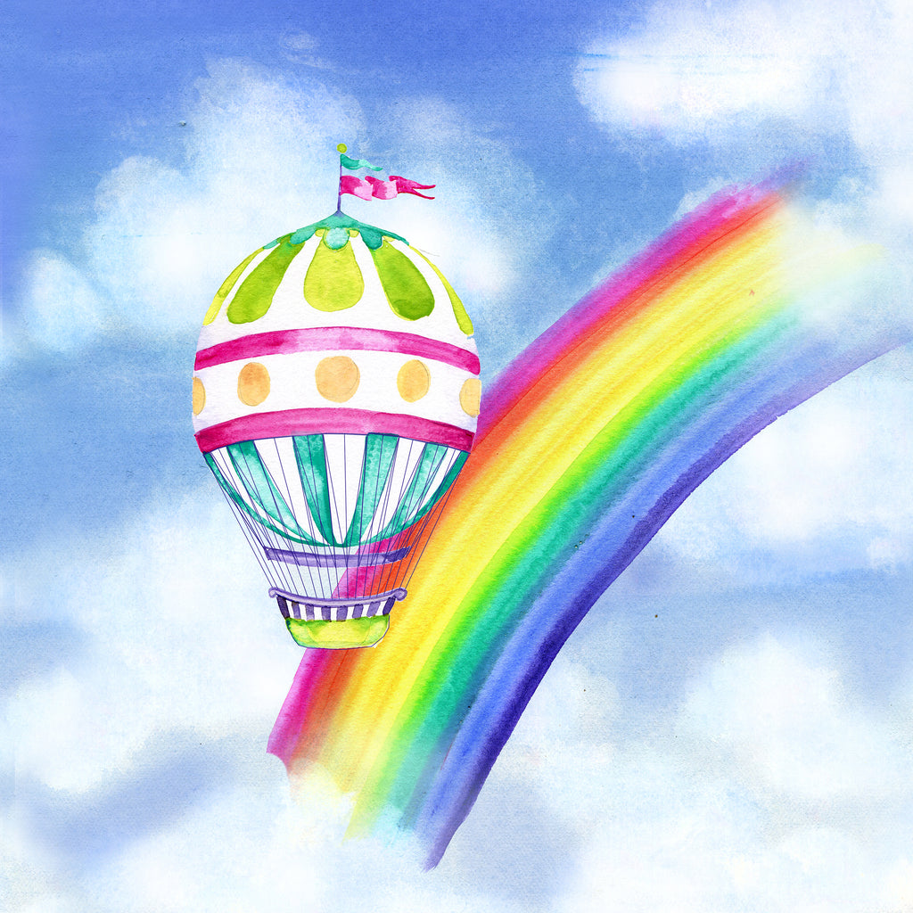 A-Dress: Balloon Travel