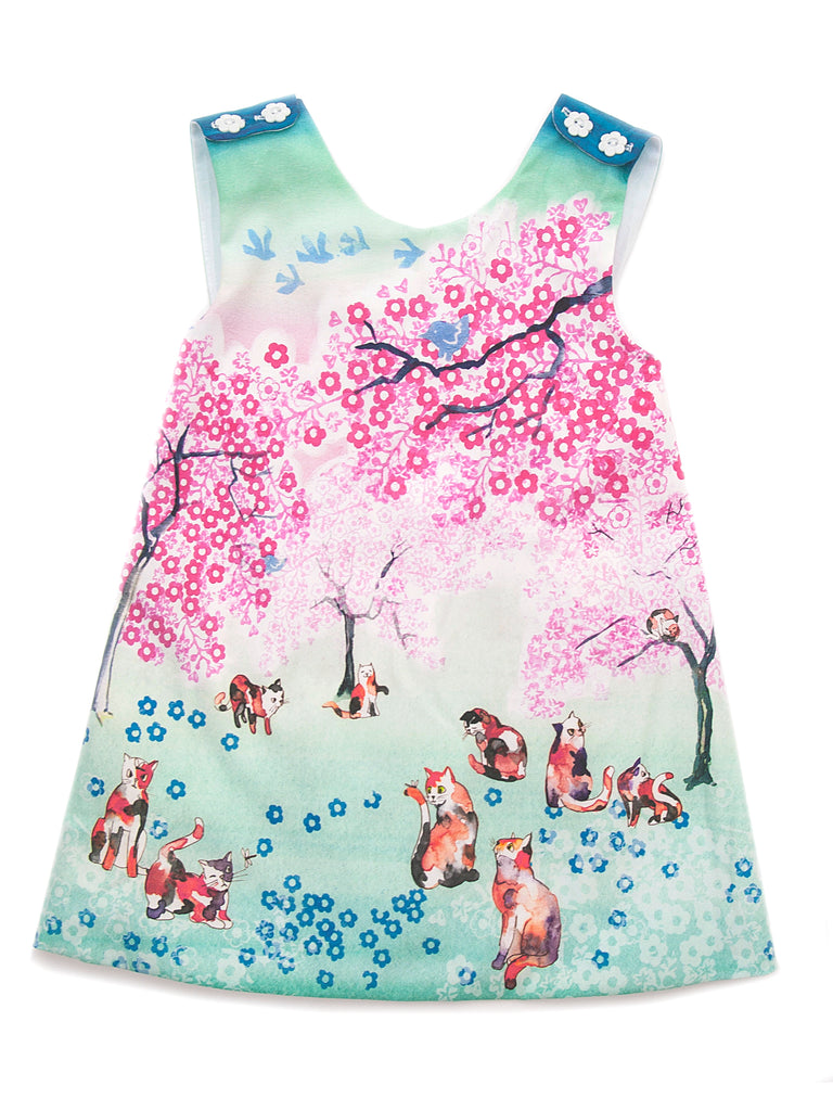 The X-Dress: Calicos & Cherrry Blossoms (JAPAN)
