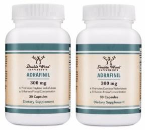 Adrafinil Double Pack