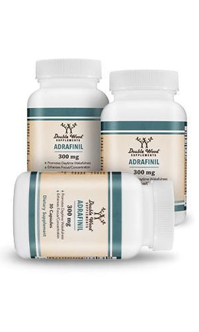 Adrafinil Triple Pack