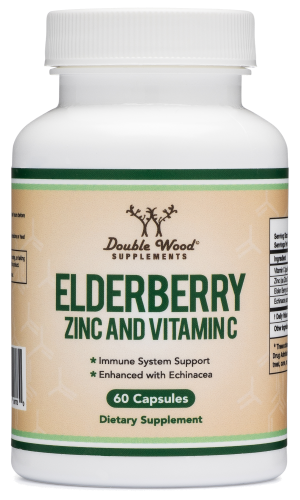 Elderberry Immune Support Complex Triple Pack