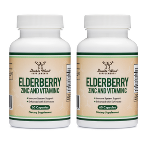 Elderberry Immune Support Complex Double Pack