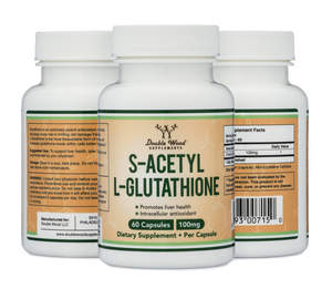 S-Acetyl L-Glutathione Triple Pack
