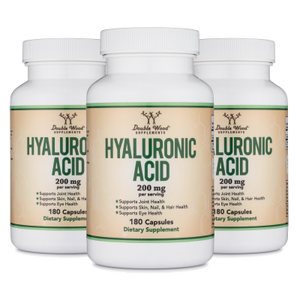 Hyaluronic Acid Triple Pack