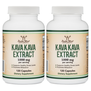 Kava Kava Extract Double Pack