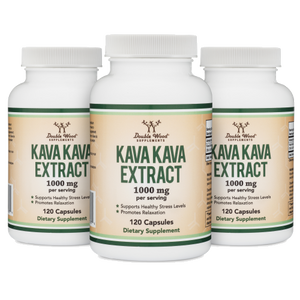 Kava Kava Extract Triple Pack