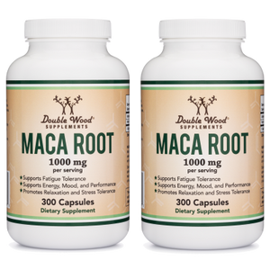 Maca Root Double Pack