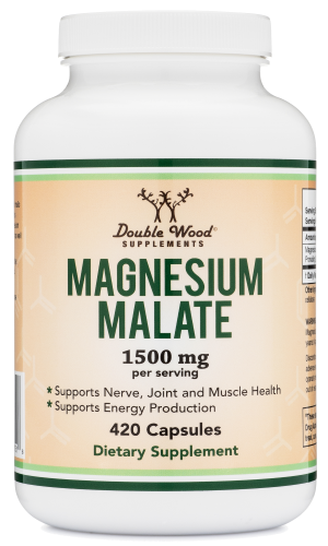 Magnesium Malate Double Pack