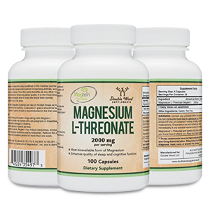 Magnesium Threonate Triple Pack