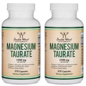Magnesium Taurate Double Pack