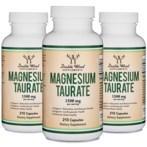 Magnesium Taurate Triple Pack