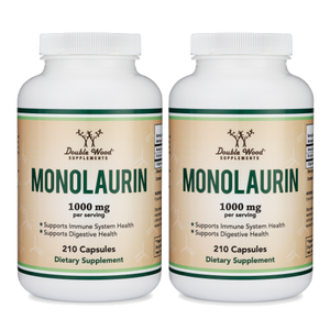 Monolaurin Double Pack