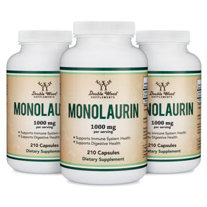 Monolaurin Triple Pack