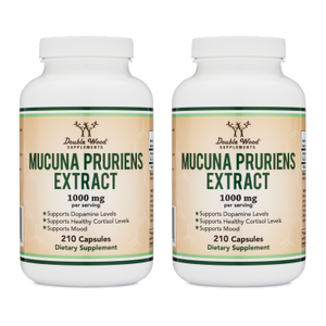Mucuna Pruriens Extract Double Pack