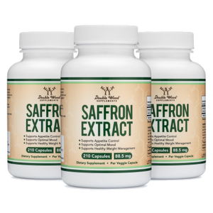 Saffron Extract Triple Pack