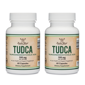 TUDCA Double Pack
