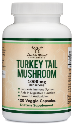 Turkey Tail Mushroom Double Pack