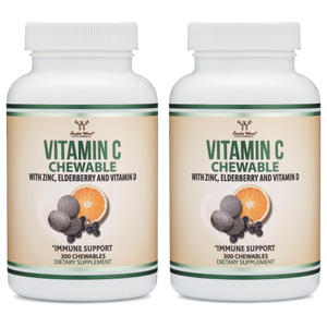 Vitamin C Chewables Double Pack