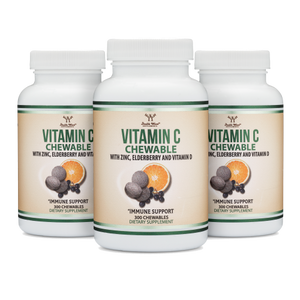 Vitamin C Chewables Triple Pack