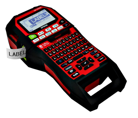 portable label printers industrial