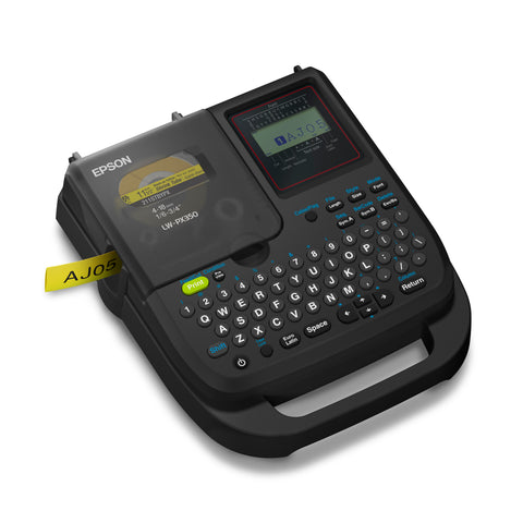 epson lwpx350 label printer