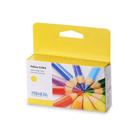 Primera LX2000 Ink Cartridges, Yellow (Pigment)