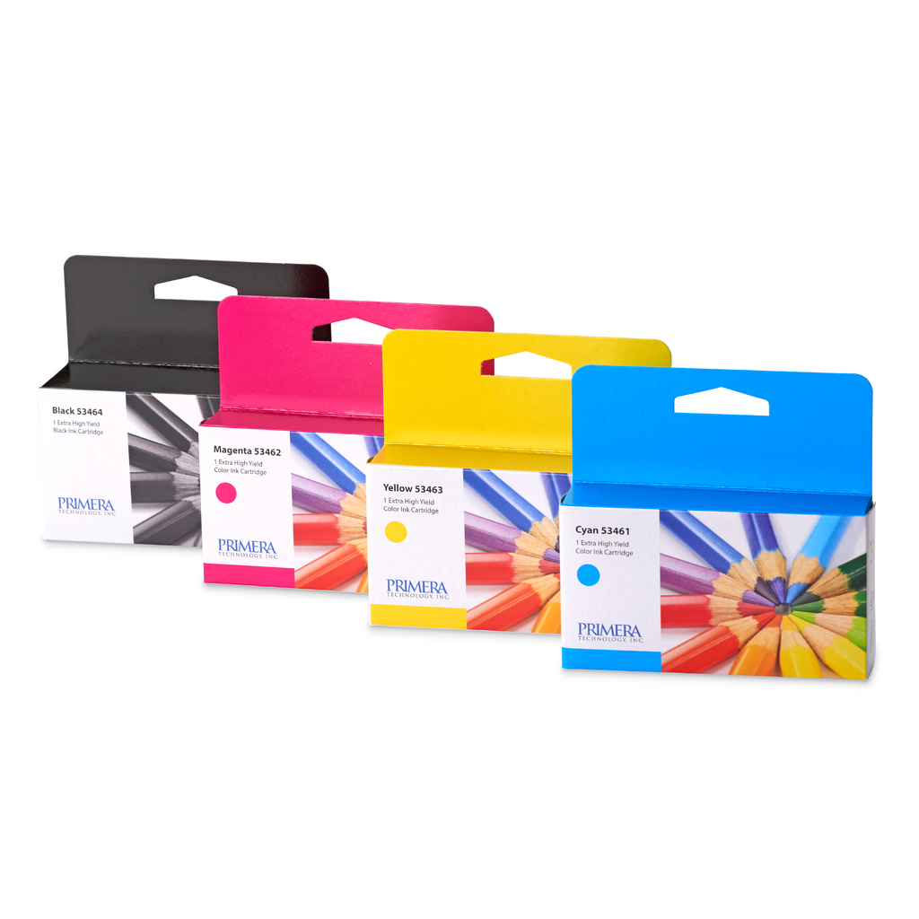 Primera LX2000 Ink Cartridges, Multi Pack (Pigment)