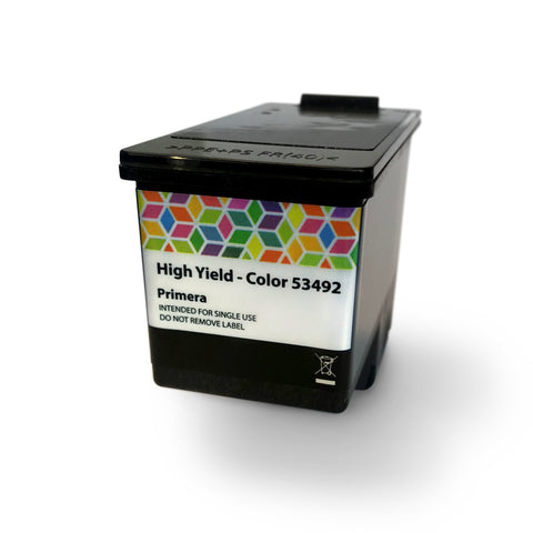 Primera LX910 Ink Cartridges, Tri Color, CYM (Dye)