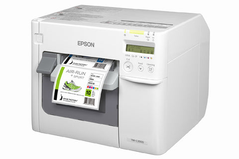Epson ColorWorks C3500 Desktop Color Label Printer