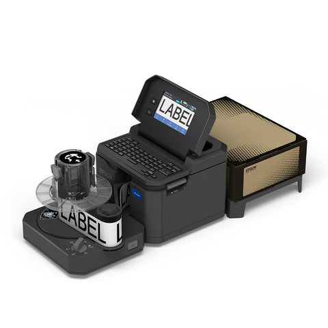 EPSON LWZ5010PX_w Rewinder Full Setup_With Label