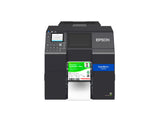 Epson ColorWorks C6000P (MATTE) Desktop Color Label Printer