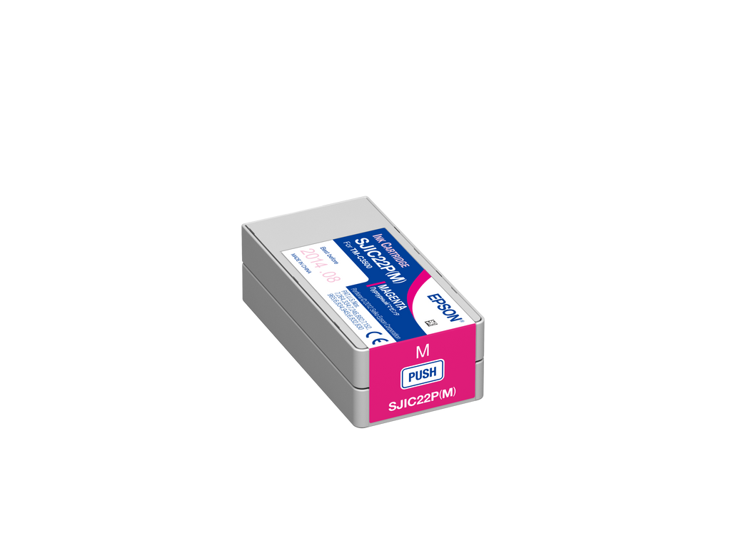 Epson ColorWorks C3500 Ink Cartridges, Magenta