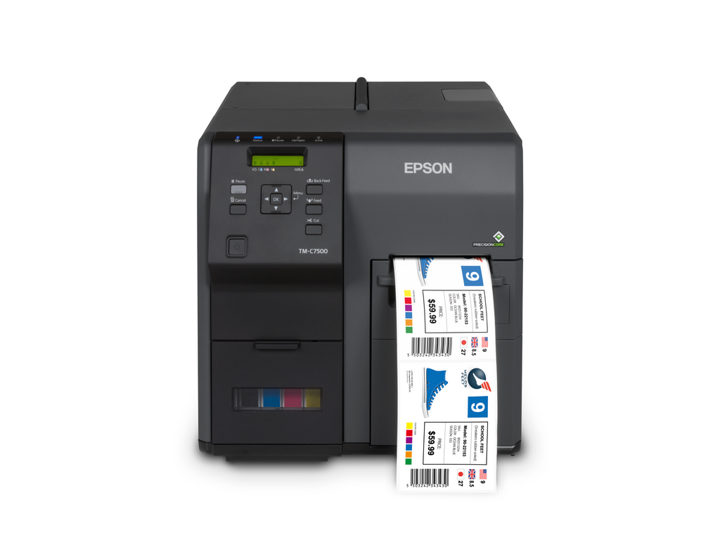 Epson Colorworks C7500 Color label printer