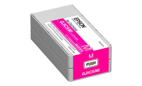 Epson Colorworks C831 Ink Cartridges, Magenta