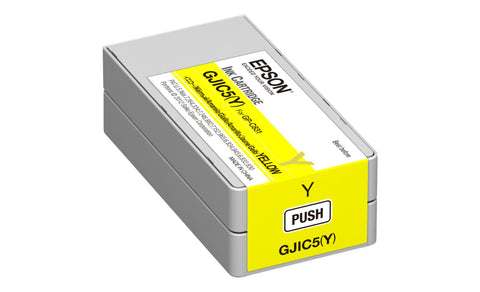 Epson Colorworks C831 Ink Cartridges, Yellow