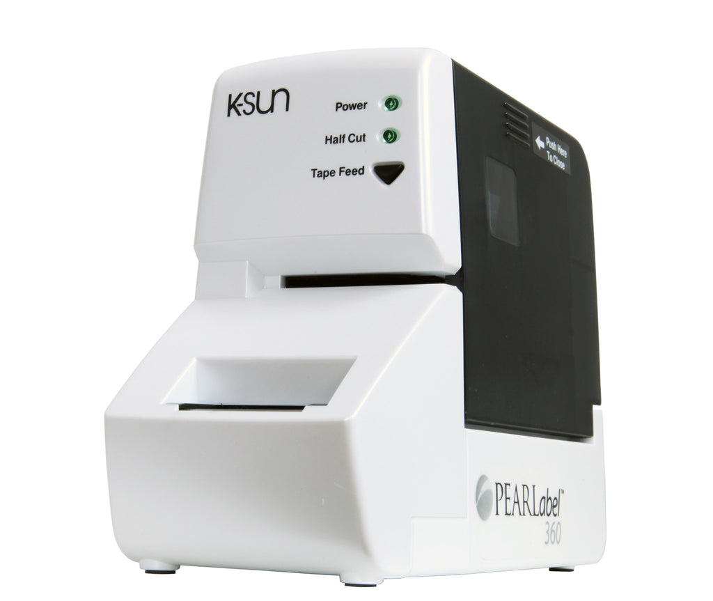 K-Sun PEARLabel 360 Desktop Label Printer
