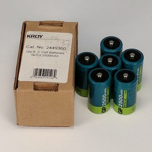 Kroy Ni-Cad Batteries