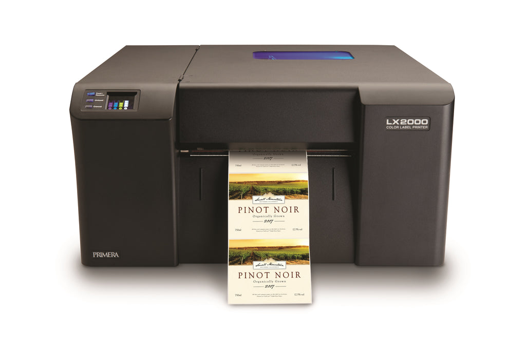 Primera LX2000 Desktop Color Label Printer