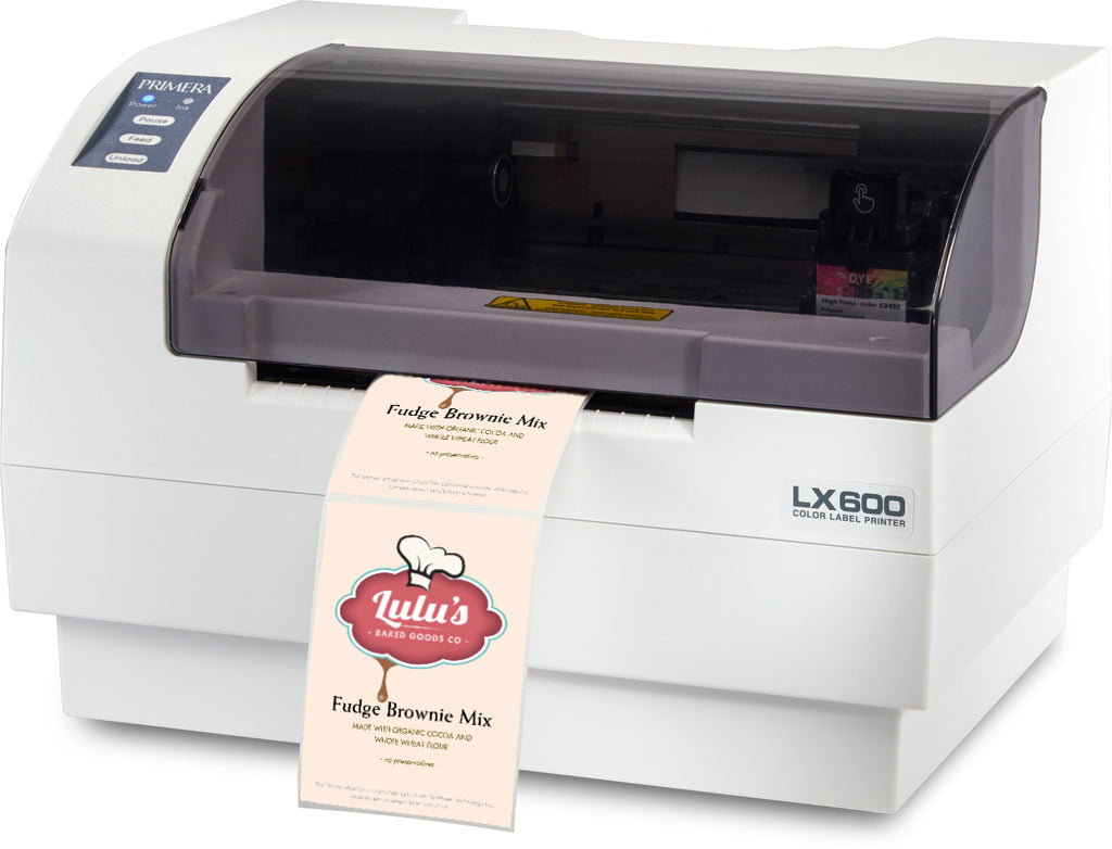 Primera LX600 Desktop Color Label Printer