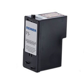 Reiner P3 QD Inkjet Cartridges, Black (Aggressive Solvent-Based)