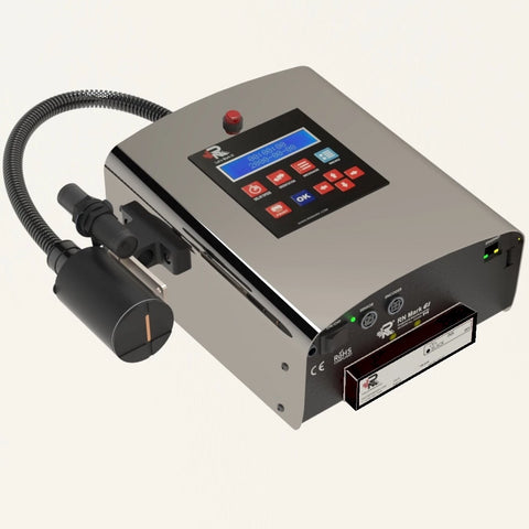 RN Mark E1-18 OIL Inline Inkjet Printer Piezo
