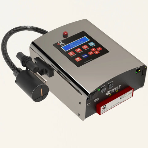 RN Mark E1-18 SOLVENT Inline Inkjet Printer Piezo
