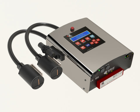 RN Mark E1-36 solvent Inline Inkjet Printer Piezo